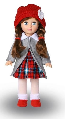 Купить ВЕСНА Кукла Алла 9, 35 см [В3044], голубой, серый, красный, белый, пластик, Текстиль, винил, Россия, Куклы и пупсы