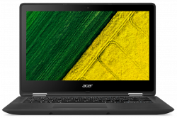 Ноутбук Acer Spin 5 SP513-52N-85DP (NX.GR7ER.002) Grey