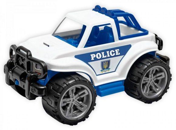 Купить ТЕХНОК Машина Внедорожник Полиция [3558], пластик, Украина, Игрушечные машинки и техника