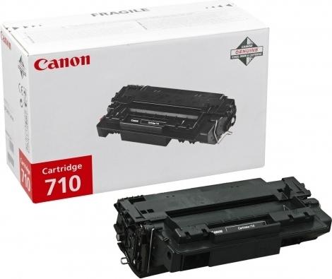 Купить Лазерный картридж Canon Black 710 (0985B001), 710 Black, Black (Черный), Китай