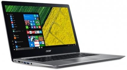 Ультрабук Acer Swift 3 SF314-56-33SJ (NX.H4CER.006) Cеребристый
