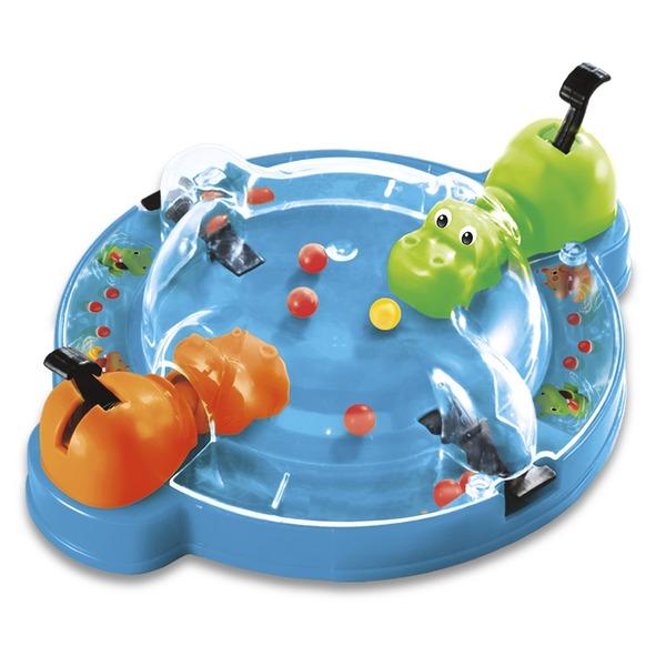 Купить HASBRO Дорожная игра Голодные бегемотики [B1001], Детские компьютеры