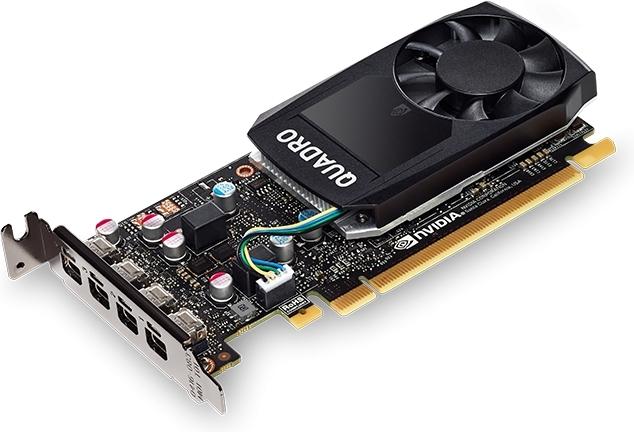 Купить Профессиональная видеокарта nVidia Quadro P620 PNY PCI-E 2048Mb (VCQP620DVI-PB), NVIDIA Quadro K620