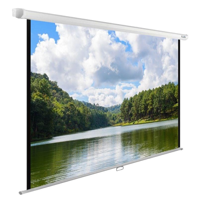Картинка для Экран настенно-потолочный рулонный Cactus Wall Expert (CS-PSWE-240x150-WT) 16:10 150x240 см