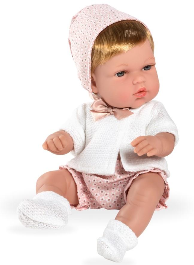 Купить MUNECAS ARIAS Пупс ARIAS Elegance в одежде, 33 см, [Т13722], 410 x 245 x 140 мм, Текстиль, винил, Куклы и пупсы