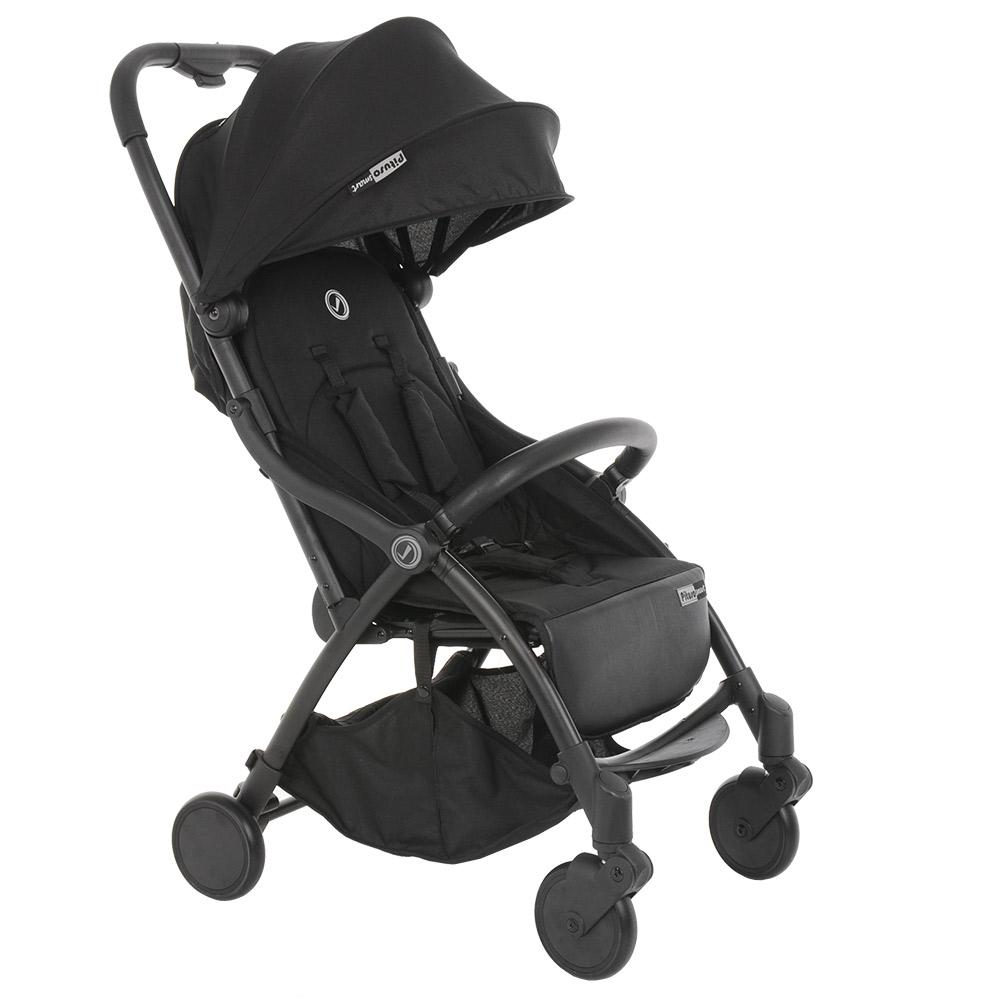 Купить B19, PITUSO коляска детская прогулочная SMART BLACK черный, Китай, Детские коляски