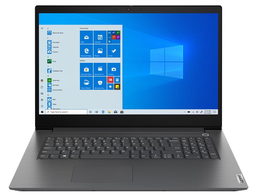 Ноутбук Lenovo V17-IIL (82GX0000RU) серый