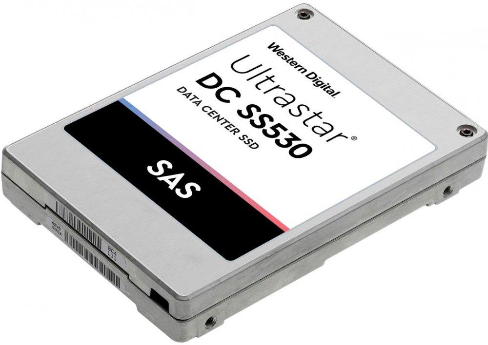 Накопитель SSD 800 Гб Western Digital & HGST Ultrastar SS530 (0B40361)