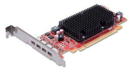 Видеокарта AMD AMD FirePro 2460 512 Мб (100-505969)