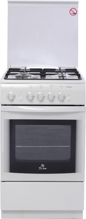 Плита газовая De Luxe 5040.44г(кр)чр фото