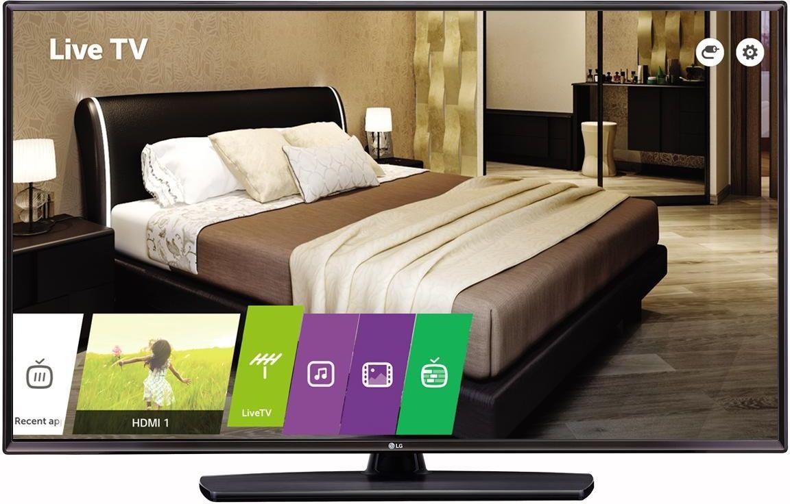 Телевизор LG 49LV761H черный фото