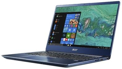Ультрабук Acer Swift 3 SF314-56G-53PN (NX.H4XER.003) Синий