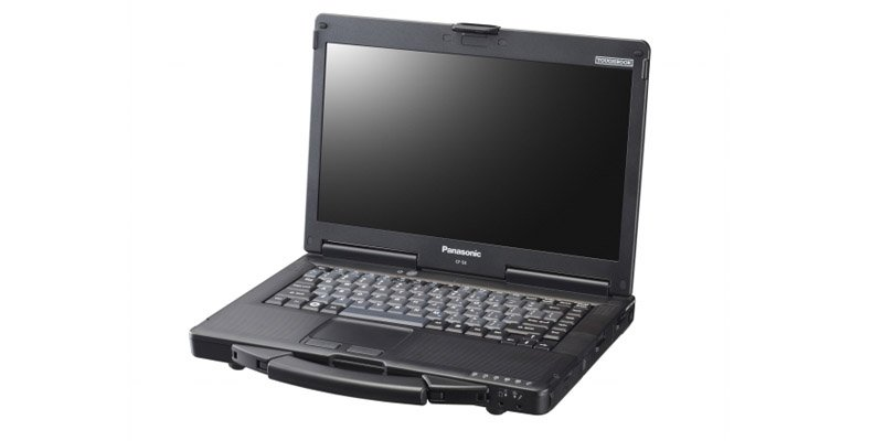 Ноутбук Panasonic Toughbook CF-53 CF-53MAWZYF1