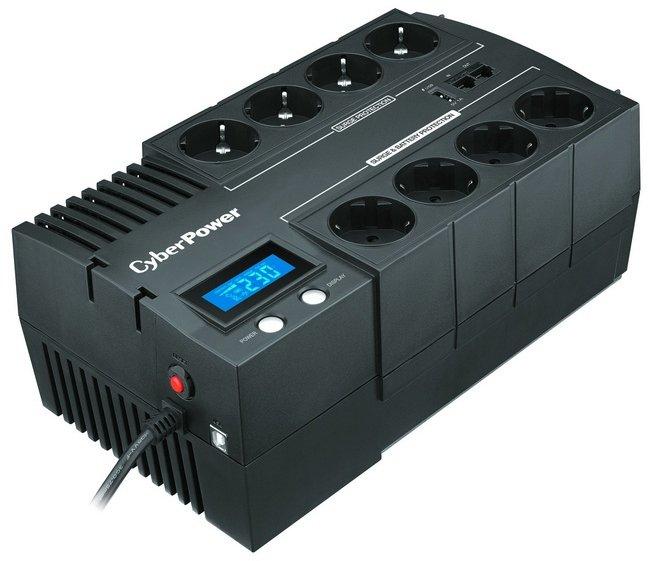 ИБП (UPS) CyberPower Brics BR1000ELCD