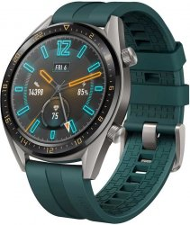 Часы Huawei Watch GT 46mm Active Dark Green