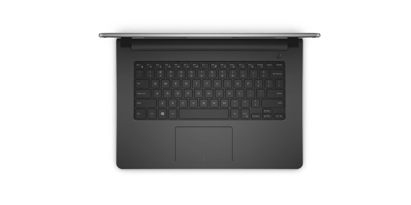 Ноутбук Dell Inspiron 5555 (5555-7931) Silver