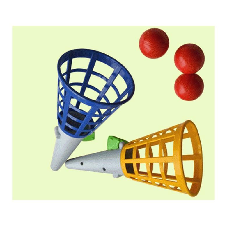 Купить ФОРМА Игрушка спортивная Поймай шар [С-124-Ф], пластик, Спортивные игры и игрушки для улицы