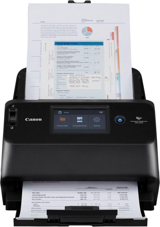 Сканер Canon image Formula DR-S150