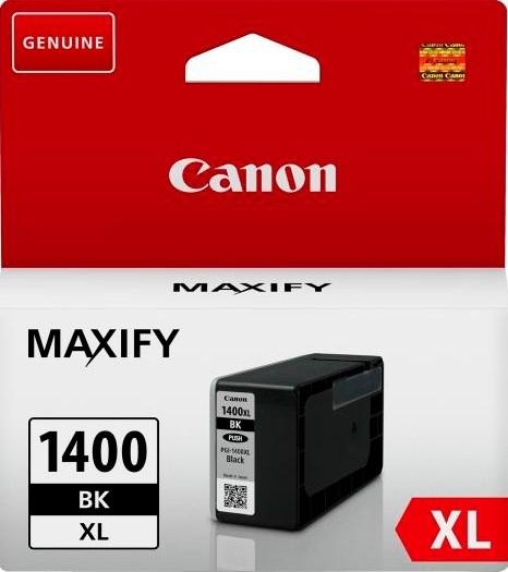 Струйный картридж Canon PGI-1400XL BK Black (9185B001) фото