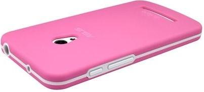 Чехол Asus ZenFone A500 Rugged Case Pink