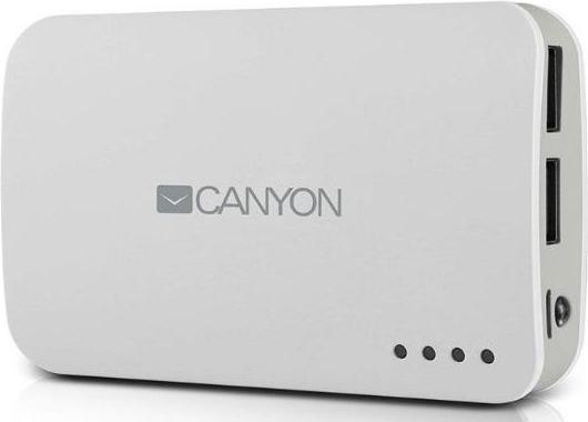 Купить Внешний аккумулятор Canyon CNE-CPB78W 7800мАч white