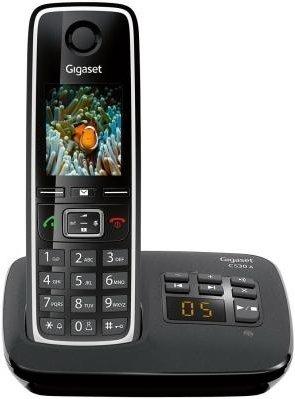 Радиотелефон Gigaset C530А DUO
