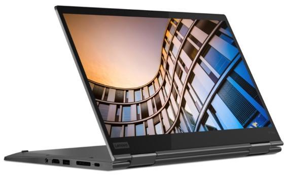 Ноутбук-трансформер Lenovo ThinkPad X1 Yoga Gen 4 (20QF001WRT) серый