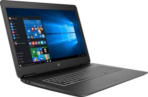Купить Ноутбук HP Pavilion 17-ab406ur (4GT23EA) черный, Черный, Китай