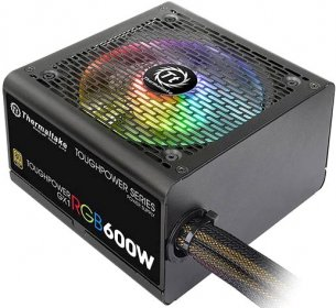 Блок питания 600W Thermaltake ToughPower GX1 RGB (PS-TPD-0600NHFAGE-1)