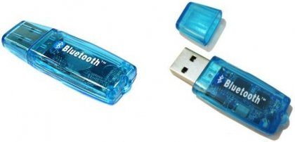 Bluetooth USB2.0 Dongle adapter (до 100м)