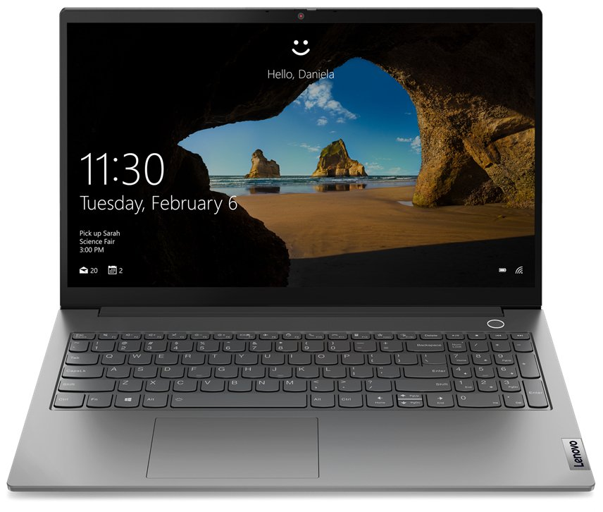 Ноутбук Lenovo ThinkBook 15 Gen 2 ITL (20VE0055RU) серый