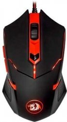 Мышь Redragon Centrophorus Black-Red USB