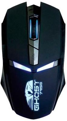 Купить Мышь Oklick 795G GHOST Gaming Optical Mouse Black USB, Черный, Китай