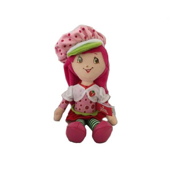 Купить Мягкая игрушка Мульти-Пульти Кукла Земляничка 25 см (V62081/25), Мульти-пульти, Текстиль, наполнитель, Для девочек, Россия, Куклы и пупсы