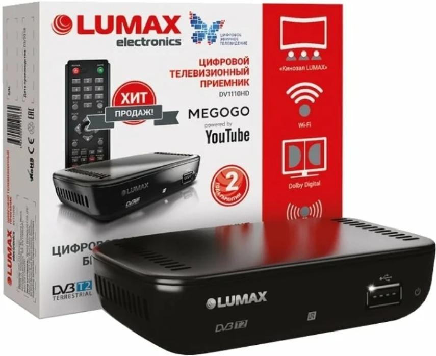 TV-тюнер LUMAX DV1110HD