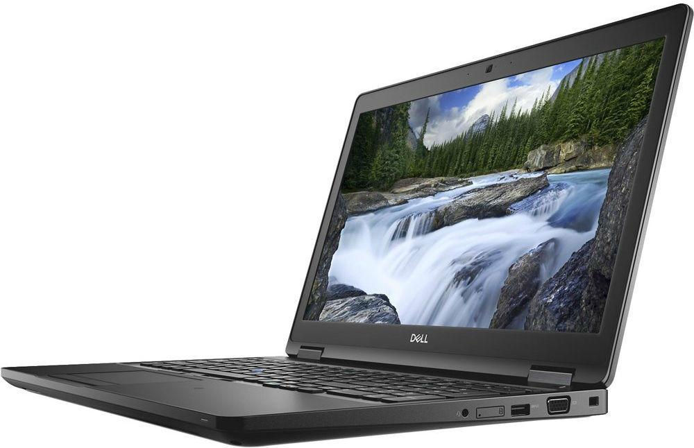 Купить Ноутбук Dell Latitude 15 5591 (5591-6825) Черный, Китай