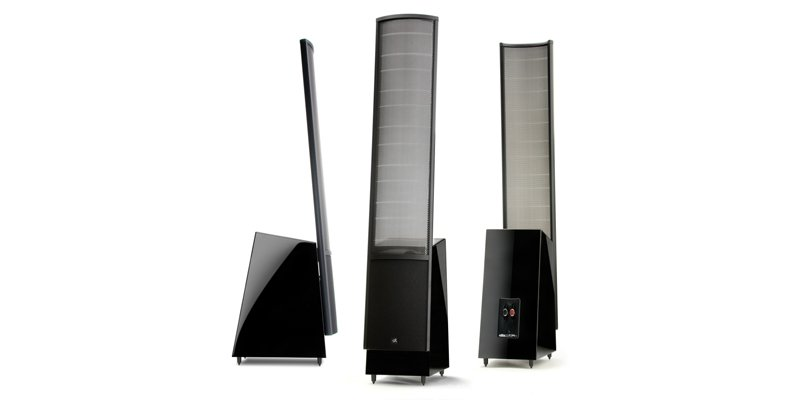 Акустическая система Martin Logan ElectroMotion ESL Gloss Black