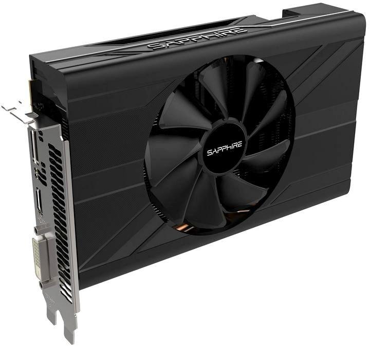 Видеокарта AMD (ATI) Radeon RX 570 Sapphire Mini Pulse PCI-E 4096Mb (11266-34-20G)