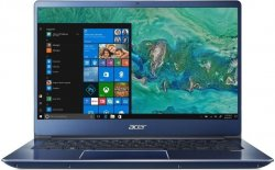 Ноутбук Acer Swift 3 SF314-54-84NS (NX.GYGER.001) Синий