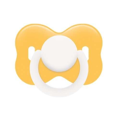 Купить LUBBY Соска-пустышка Just Lubby , классический сосок, кольцо, колпачок, [15924/144/12], Силикон, полипропилен, Пустышки и аксессуары