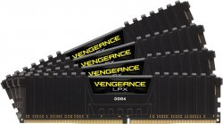 Оперативная память 64Gb DDR4 3333MHz Corsair Vengeance LPX (CMK64GX4M4B3333C16) (4x16Gb KIT)