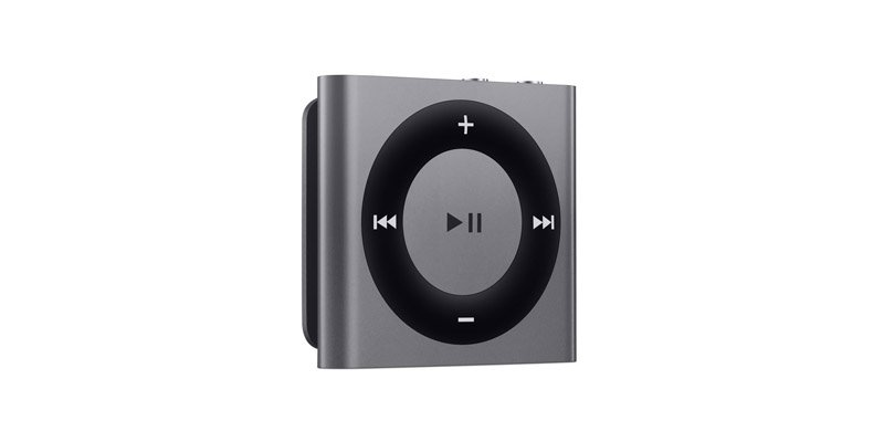 Плеер Apple iPod shuffle 2GB - Space Gray ME949