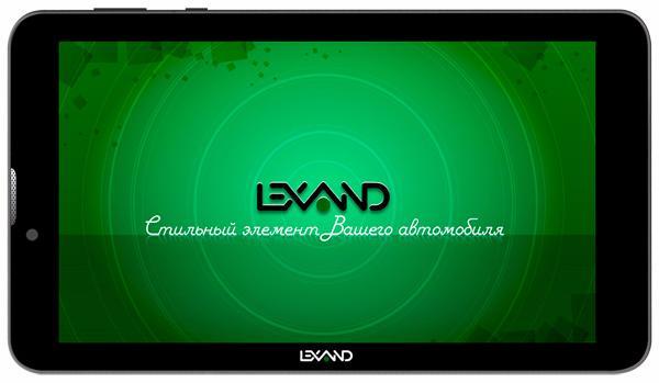 GPS-навигатор Lexand SC 7 Pro HD 7