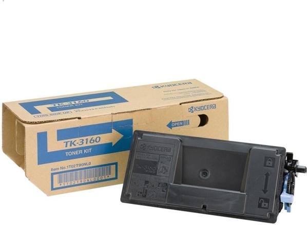 Тонер-картридж Kyocera TK-3160 Black (1T02T90NL1) фото