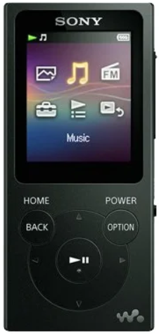 Плеер Sony NW-E394 8Gb Black