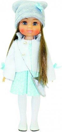 ИГРУШКИН Кукла Милана [10143], белый, мятный, пластик, Текстиль, Куклы и пупсы  - купить со скидкой