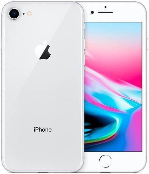 Смартфон Apple iPhone 8 256Gb (MQ7D2RU/A) Silver