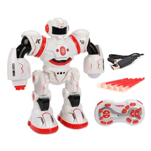 Купить НАША ИГРУШКА Робот на радиоуправлении [K1], пластмасса, Игрушечные роботы и трансформеры