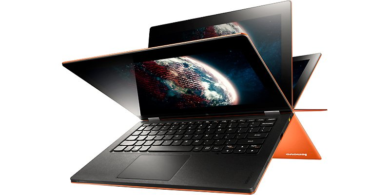 Ультрабук Lenovo IdeaPad Yoga 11s (59382150) Orange