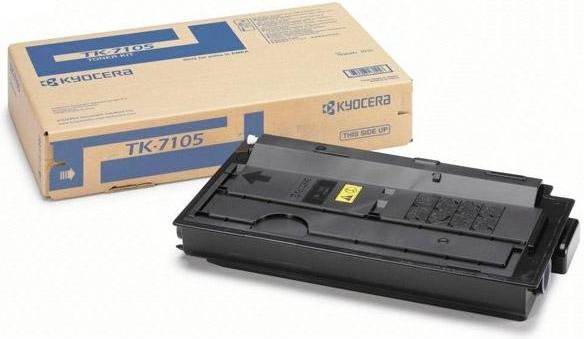Картинка для Тонер-картридж Kyocera TK-7105 Black